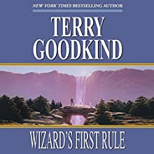 Wizard's First Rule: Sword of Truth, Book 1 Audiobook by Terry Goodkind Narrated by Sam Tsoutsouvas