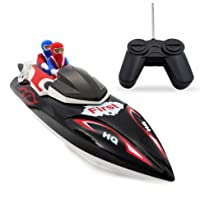 Viesky Flytec 2011-15B 24 CM 40 MHZ 4CH 10 KM/STD High Speed Racing RC Boot Spielzeug Für Kinder Kinder Geschenk