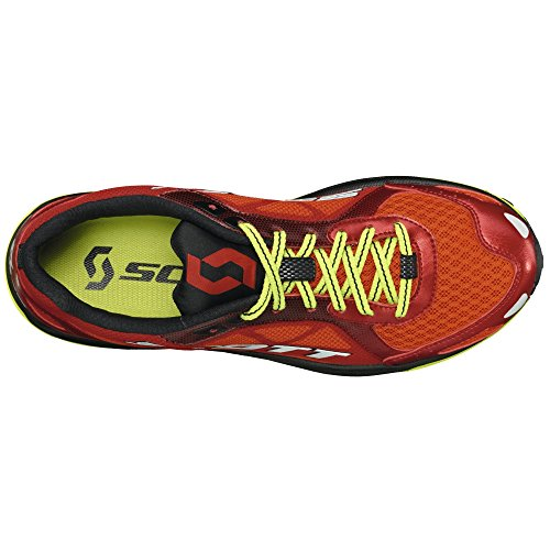 Scott AF+ Trainer red/green numero 46 Rosso