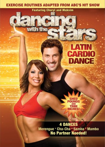 Latin Dances Dvd - Dancing With The Stars: Latin Cardio Dance [DVD]