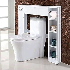 Giantex Over-The-Toilet Rack Bathroom Sh...