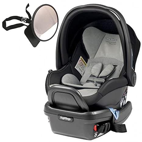 Peg Perego - Primo Viaggio 4-35 Car Seat w Back Seat Mirror ...