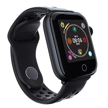 ZLOPV Pulsera Smartwatch Rastreador de Ejercicios a Prueba ...