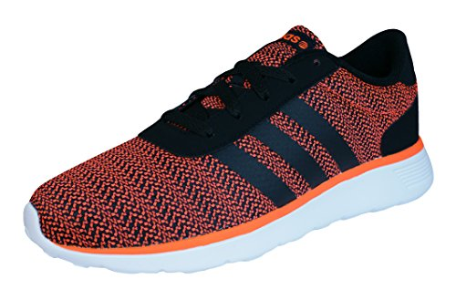 adidas Neo Men's Lite Racer Low-Top Sneakers Black Orange free shipping looking for outlet enjoy official uDyic