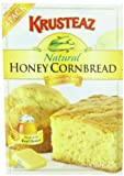 Krusteaz Natural Honey Mix, Cornbread and Muffix, 60 Ounce