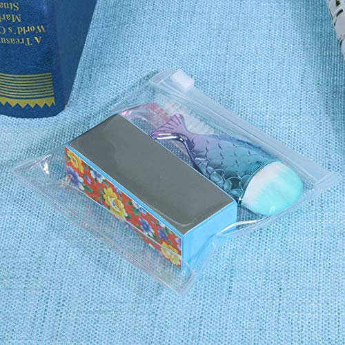 Price comparison product image Storage Bag - Waterproof Portable Cosmetic Travel Wash Storage Small Bag Transparent Case Makeup Purse Organizer - Sofa Bicycle Blanket In Gallon Bedside Bike Crib Breast Tree