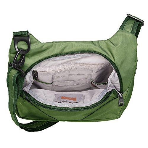 Lewis N. Clark Secura Anti-theft Cross Body Bag, Moss by Lewis N. Clark (Image #2)