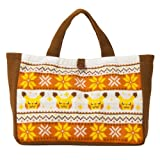 Pokemon Center Original Tote Bag Pikachu knit