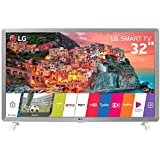 "Smart TV LED 32"" Full HD HDR Ativo Upscaler HD webOS 4.0 Virtual Surround Plus, LG, 32LK610BPSA, Branco"