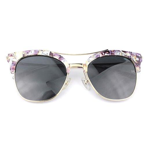 Mujer Gafas de sol Gafas de sol ultraligeras para mujeres ...
