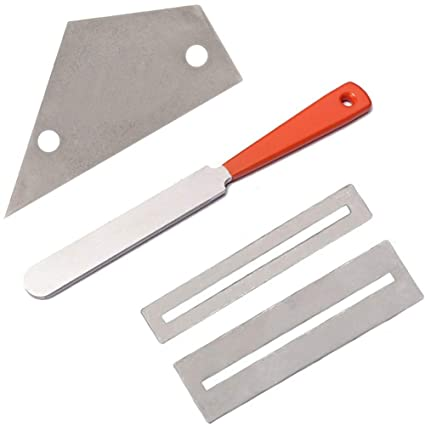Guitar File Set Luthier Cleaning Accessories Polish Tools Acoustic Stainless Steel Electric Fret Rocker Fingerboard Protectors Guitar Parts & Accessories Musical Instruments