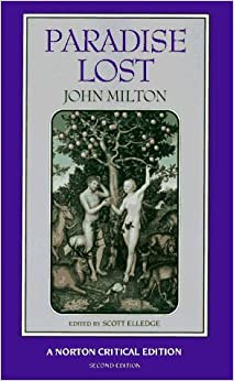 Paradise Lost (Norton Critical Editions) by John Milton (1993-03-17)