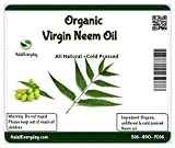 Neem oil 100% pure cold pressed - 16 oz