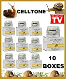 CELLTONE CREAM 10 JARS / 10 FRASCOS
