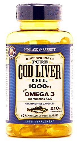 od Liver Oil (Pure Cod Liver Oil)