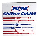 B&M 80835 10' Super Duty Race Shifter Cable