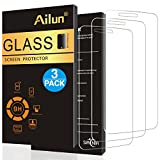 Aliun LG Stylo 3 Screen Protector 0.2mm 3Pack Tempered Glass for LG Stylo 3 Stylus 3 Ultra Clear 2.5D Edge Toughness Anti Scratch Case Friendly Siania Retail Package