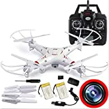 Skytech M68r 2.4g 6-axis Rc Quadcopter Helicopter Drone Gyro with Hd 2mp Camera
