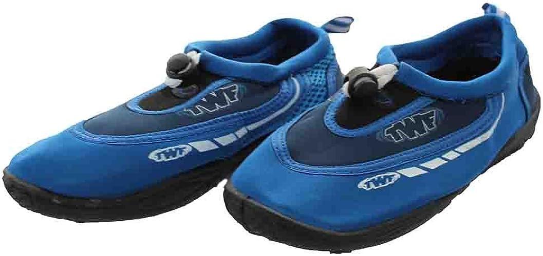 Children's Kid's Water Shoes Sea Sandals Toggle Aqua Shoes Blue Garden  Beach Pool: Amazon.co.uk: Shoes & Bags