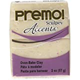 Sculpey Premo Opal Accent Clay