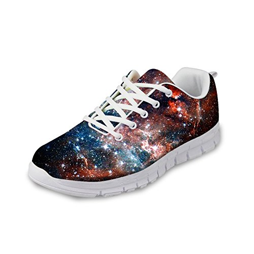 HUGS IDEA Galaxy Mens Fashion Casual Sneakers Galaxy 17 Zweutiee