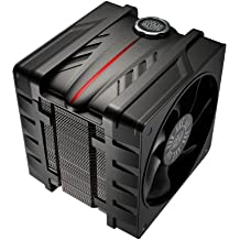 Cooler Master V6 GT - CPU Cooler with Two 120mm PWM Fans and 6 Heat Pipes (RR-V6GT-22PK-R1)