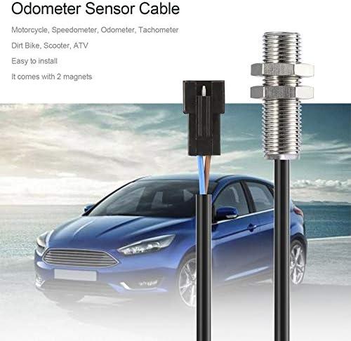Baoblaze Cable de Sensor de Cuentakil/ómetros Pieza de Recambio para DirtBike Scooter ATV