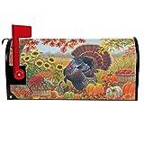 Vdsrup Thanksgiving Turkey Mailbox Cover Fall