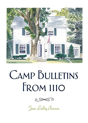 Camp Bulletins from 1110