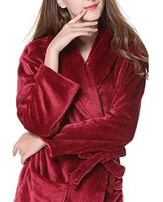 NQ Womens Robe Turkish Cotton Hooded Bathrobe Made