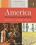 America: The Essential Learning Edition (Vol. 1)