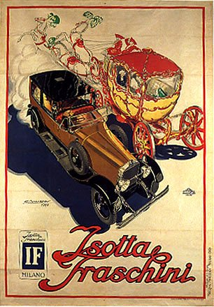 isotta-fraschini-italian-luxury-car-automobile-carriage-italy-16-x-24-image-size-vintage-poster-repr