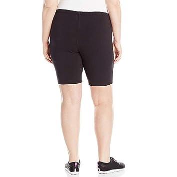 SUNNSEAN Leggins Pantalon Corto Mujeres Cómodas Delgado Slip ...