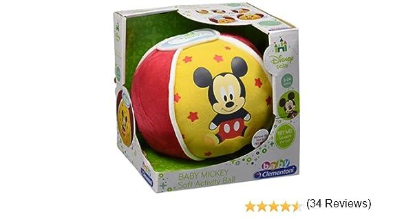 Clementoni - Pelota Baby Disney (14909): Amazon.es: Juguetes y juegos