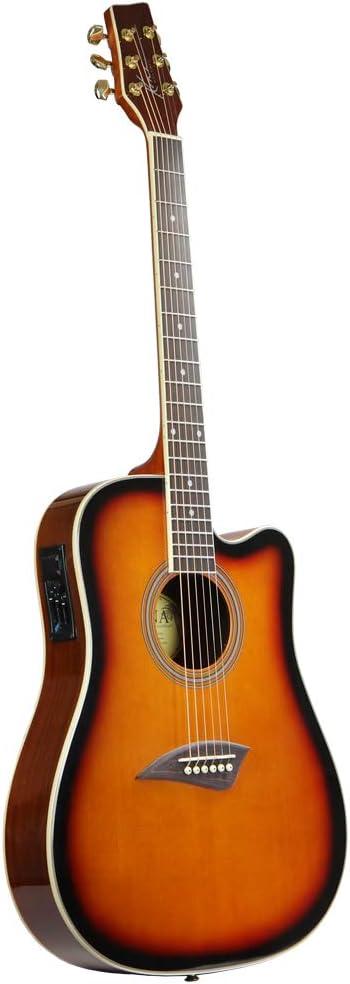 Kona K2SB Acoustic Electric Guitar