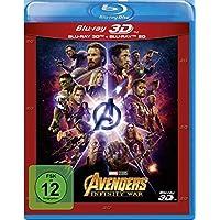 Avengers: Infinity War (+ Blu-ray 2D)