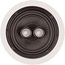 ArchiTech PS-611 Ceiling Speaker 6.5 Kevlar Woofer Single-Point 140W max Consumer Electronics