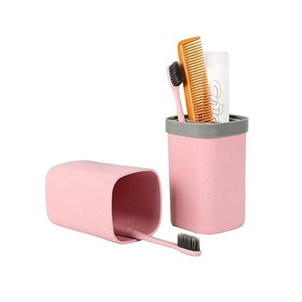 Estuche de soporte para cepillos de dientes, baffect® Cepillo de dientes pasta de dientes