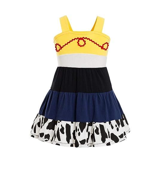 Amazon.com: Toy Story Jessie - Disfraz de Jessie para niña ...