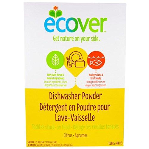 Ecover Automatic Dishwashing Powder, 48 Ounce - 8 per case.