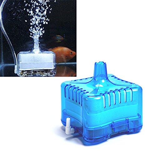 Aquarium Air Driven Biochemical Sponge Fish Tank Corner Filter by Coolhot