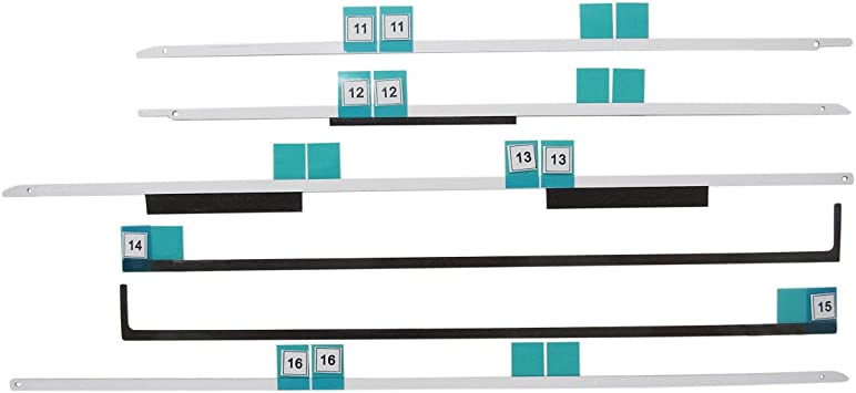 """New LCD Display Adhesive Strips Tape for Apple iMac 27/"""" A1419 2012-2015 series"""