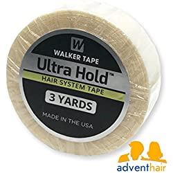 """3/4"""" inch wide x 3 yards ultra hold extension tape roll!"""