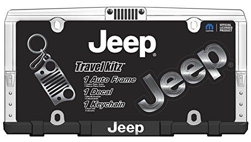 Chroma 058001 Jeep Travel Kit, 3 Pack
