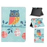 Apple iPad mini 1/2/3, X-Master® PU Leather Pattern Book Slim [Kickstand] Magnet Closure Wallet ID Card Slot Design Shell Flip Cases Covers [Auto Sleep/Wake Feature] for Apple iPad mini 1/2/3