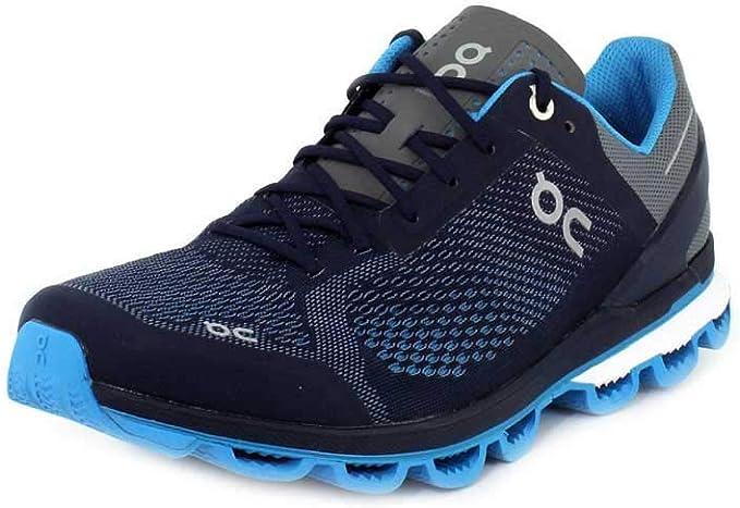 Tênis On Running Cloudsurfer Azul Masculino por On Running