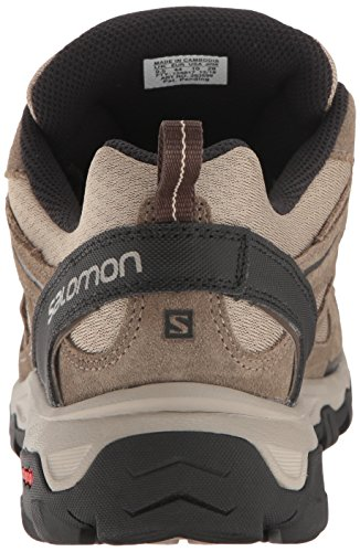 bungee Aero Cord Marrón vintage Kaki Salomon Zapatos honey De 2 Evasion Hombre Para Senderismo q7P7TEFw