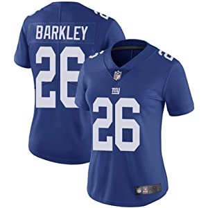8c7f0e571e4 Women s Saquon Barkley Royal New York Giants  26 Limited Jersey