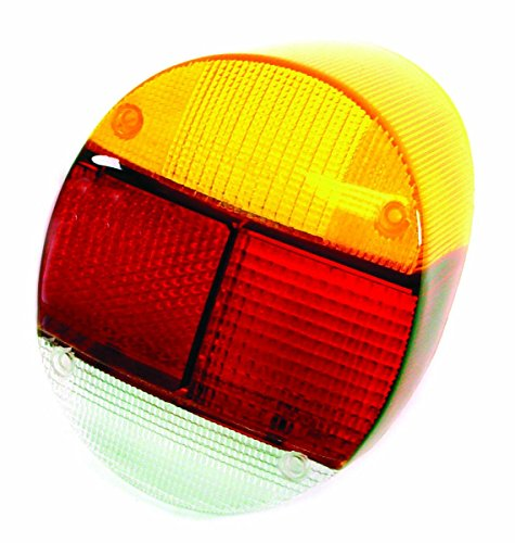 EMPI 98-1065-B VW Bug Left Tail Light Le - Euro Tail Lens Shopping Results