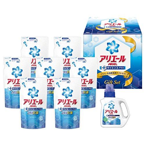 【直送品】15-0551-089P&G アリエール液体洗剤ギフトセットPGLA-50S B00KV8V0E6